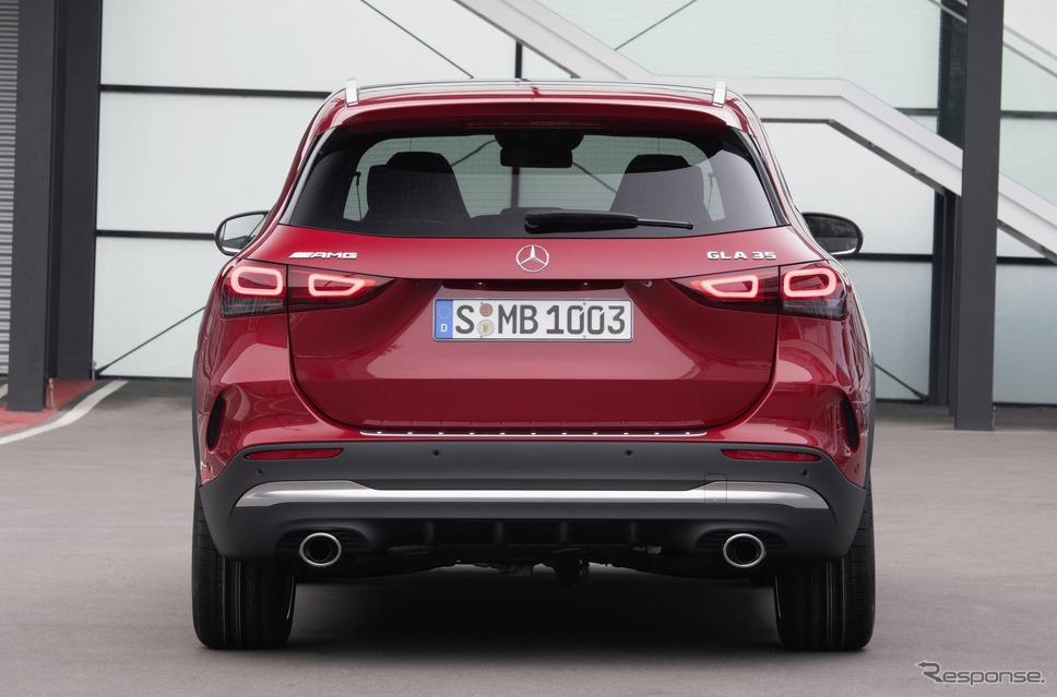 メルセデスAMG GLA 35 4MATIC《photo by Mercedes-Benz》