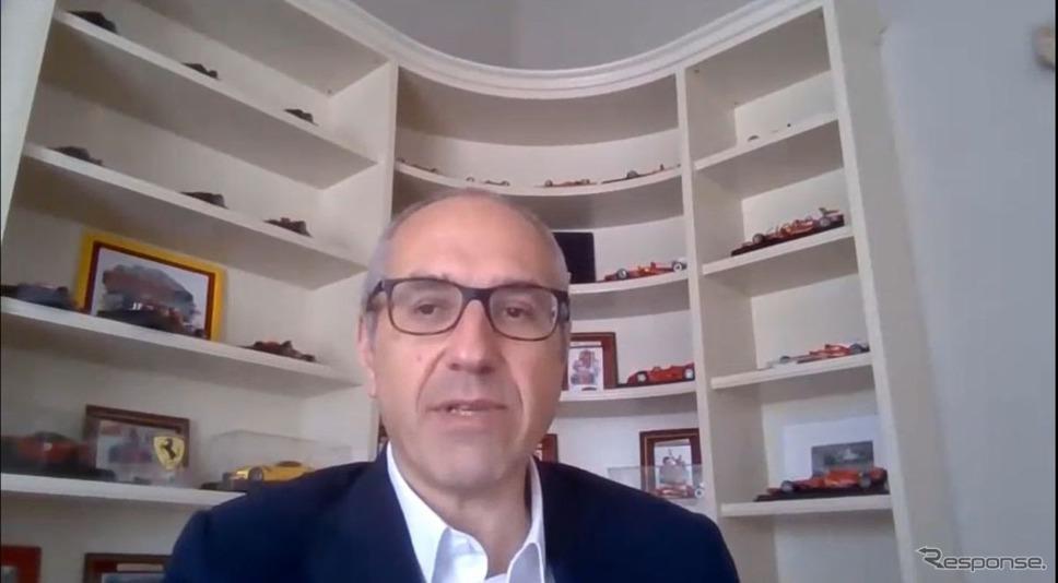 フェラーリ CTO:フェルディナンド・カニーゾ氏《ANSYS Simulation World》