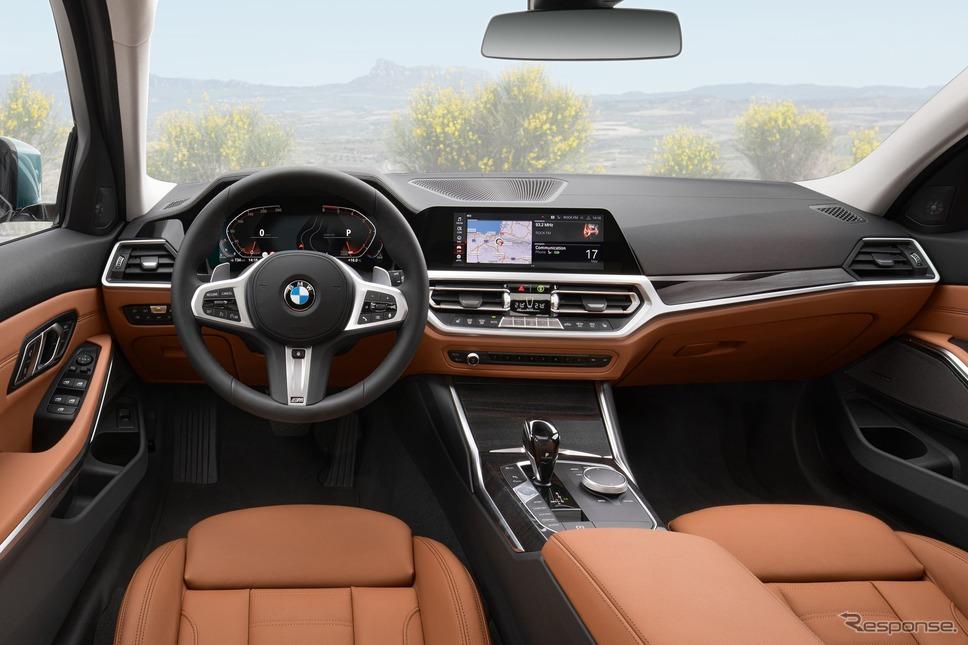 BMW 3シリーズ・ツーリング 新型《photo by BMW》