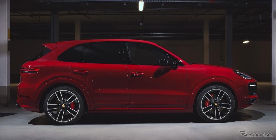 ポルシェ・カイエン GTS 新型《photo by Porsche》