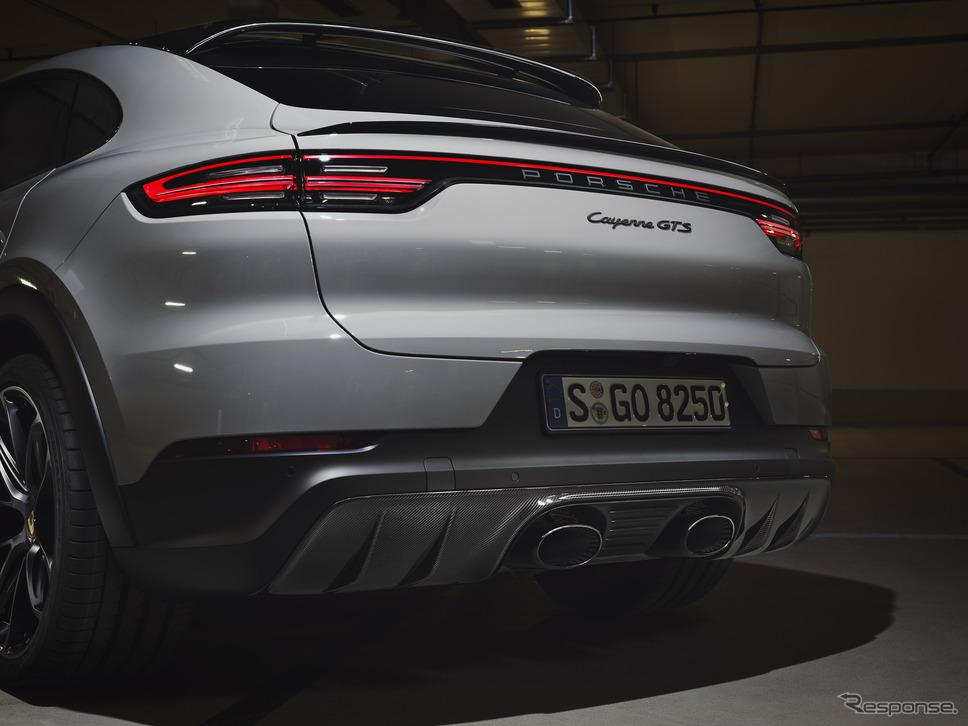 ポルシェ・カイエン GTS クーペ 新型《photo by Porsche》