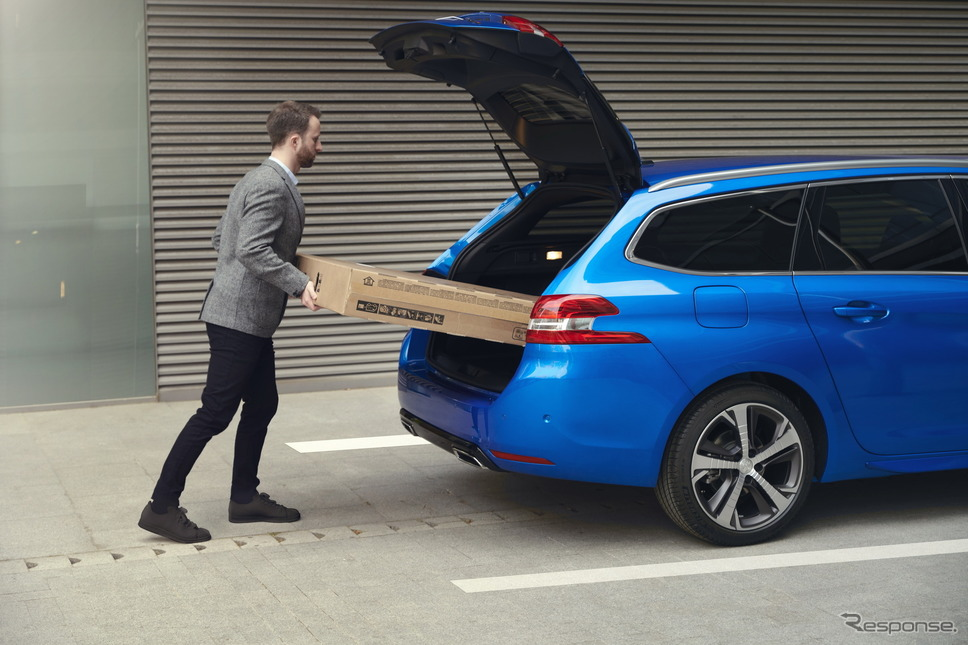 プジョー 308 改良新型《photo by Peugeot》