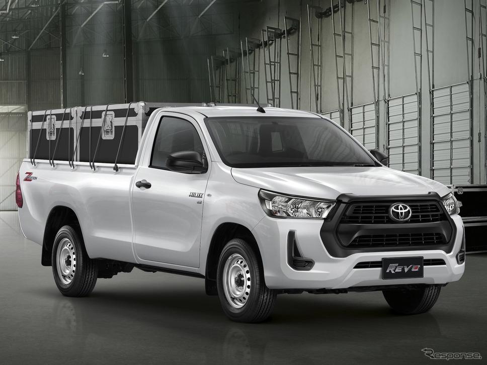ハイラックス・レボBキャブ(タイ仕様)《photo by Toyota》