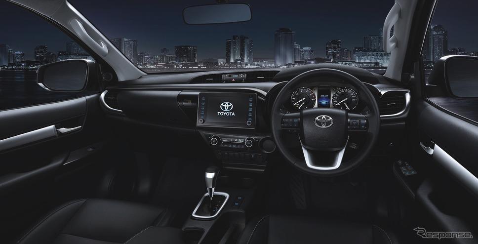 ハイラックス・レボ・プレランナー(タイ仕様)《photo by Toyota》