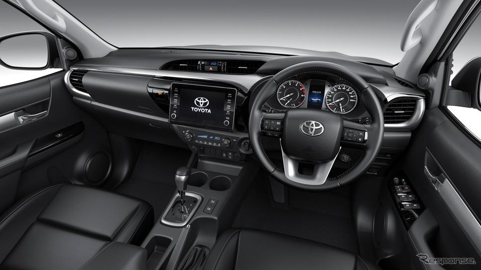 ハイラックス(オーストラリア仕様)《photo by Toyota》