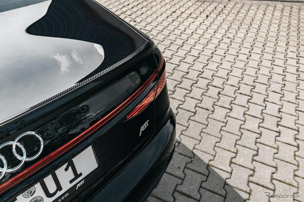 アプト・スポーツラインのアウディ S8 新型のカスタマイズプログラム《photo by ABT Sportsline》