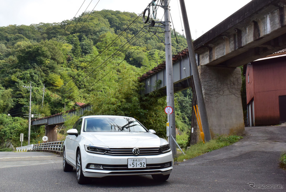 2018年に廃止になった島根・三江線の廃線跡を行く。《撮影 井元康一郎》