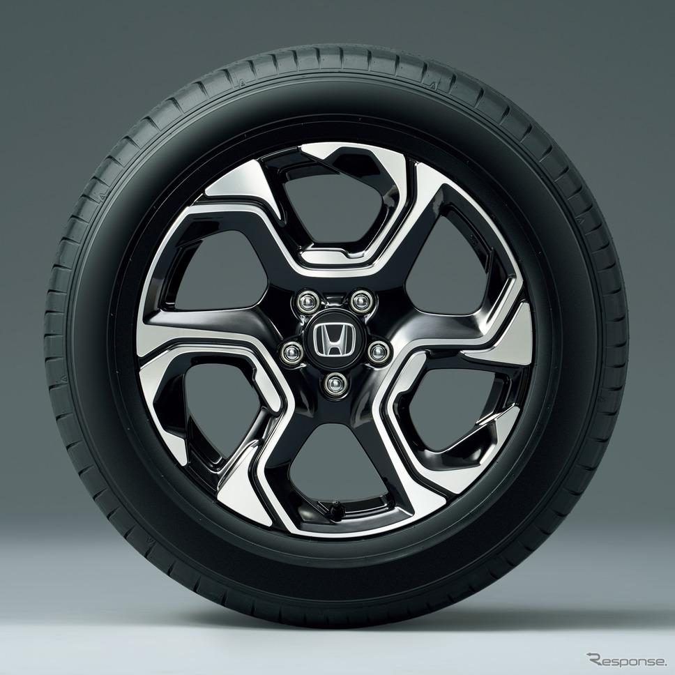 ホンダ CR-V 改良新型《画像:本田技研工業》