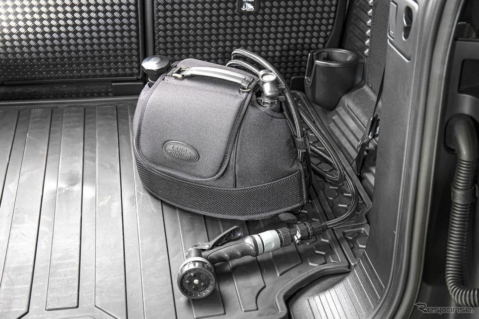 ランドローバー・ディフェンダー 新型(110)《写真提供 ジャガー・ランドローバー・ジャパン》