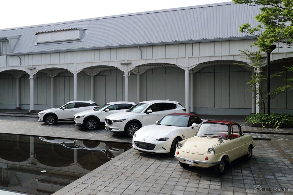 マツダ R360クーペ 100周年特別記念車《写真提供 マツダ》