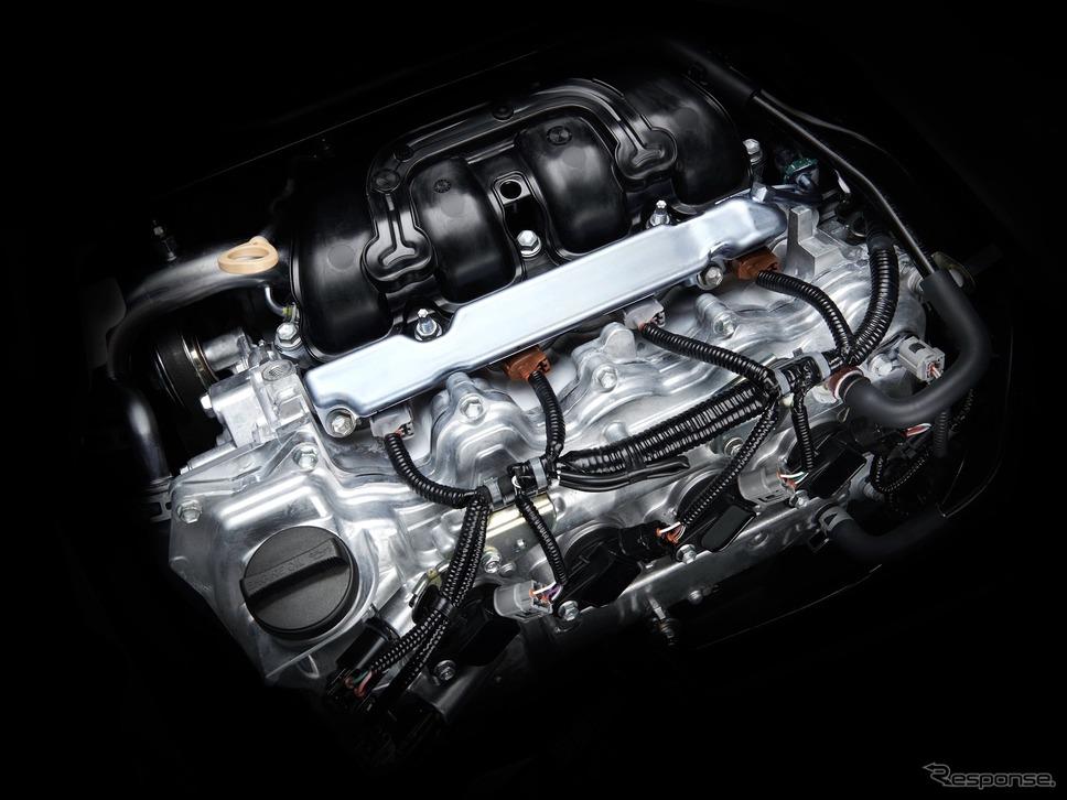 1.5リットル(2NE-VE)Dual VVT-iエンジン《写真提供 トヨタ自動車》