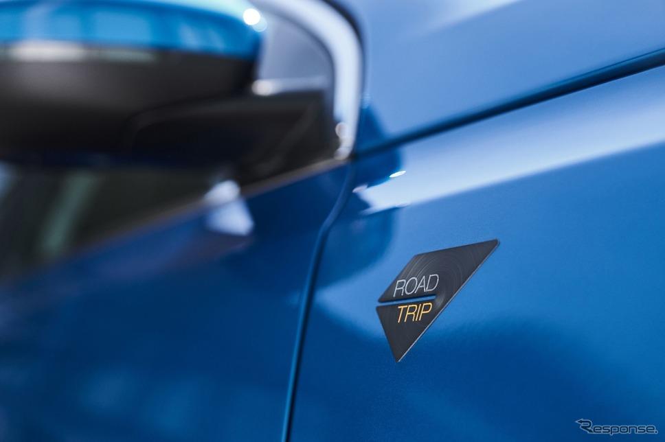 プジョー 308 改良新型の「ロードトリップ」《photo by Peugeot》