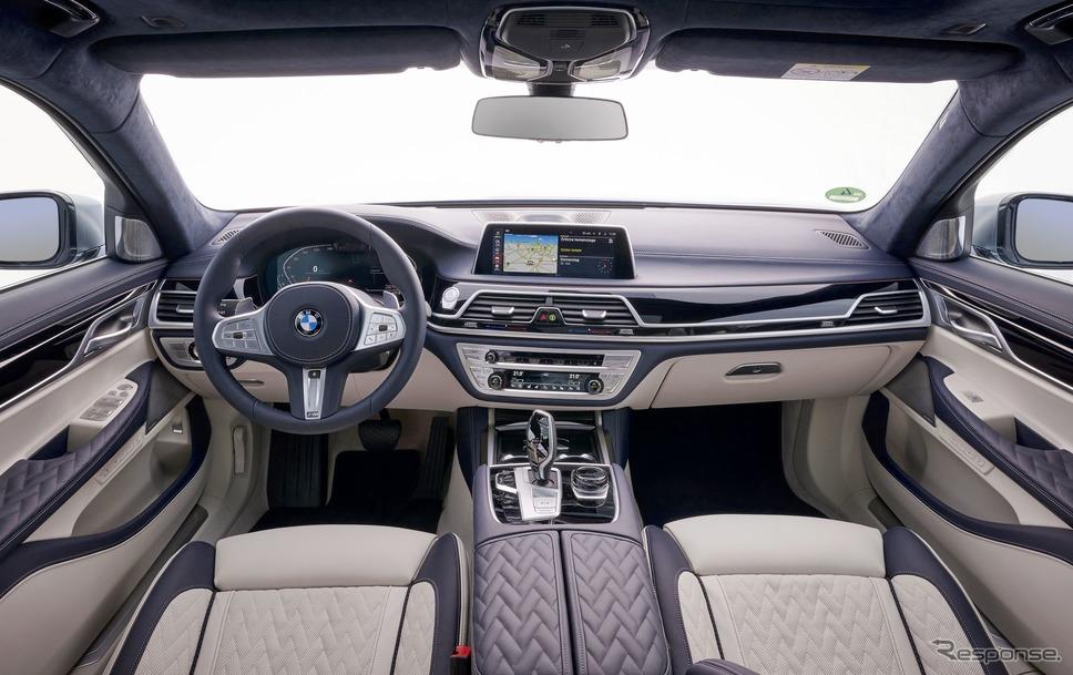 BMW 7シリーズ 改良新型《photo by BMW》