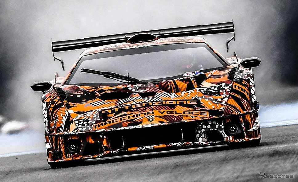 ランボルギーニ SCV12 のプロトタイプ《photo by Lamborghini》