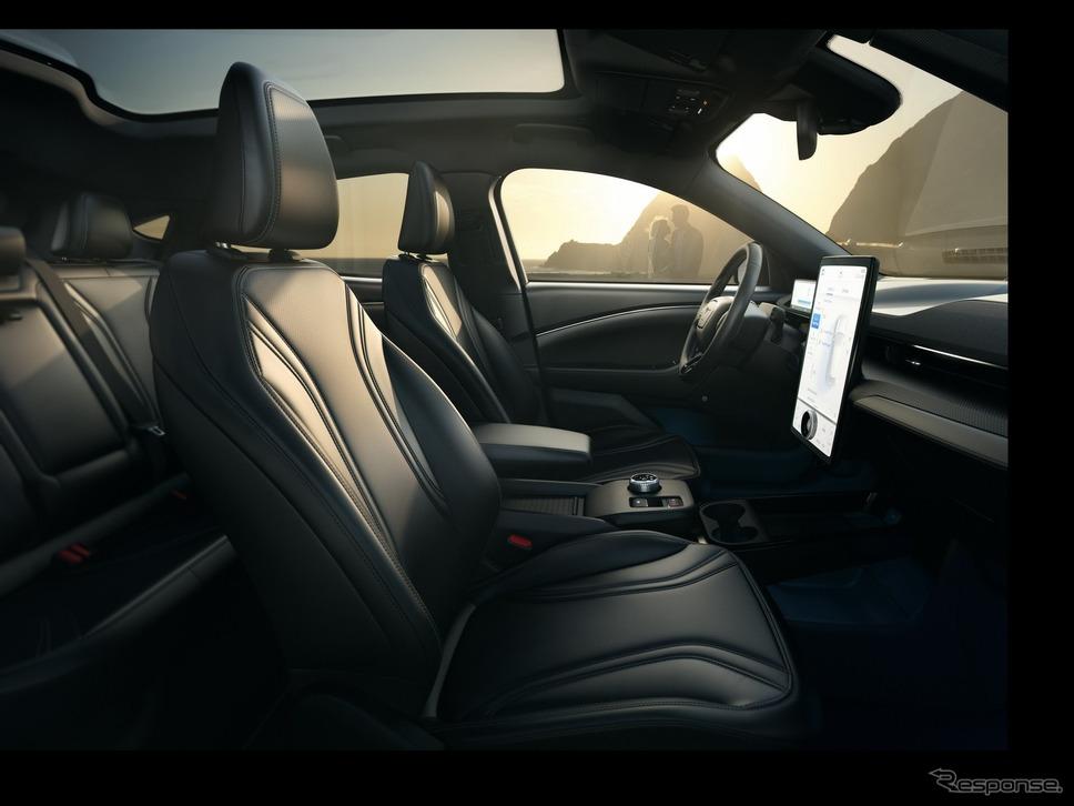 フォード・マスタング・マッハE《photo by Ford Motor》