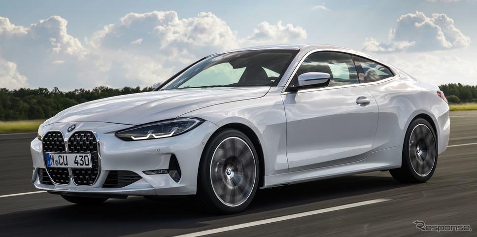 BMW 4シリーズ・クーペ 新型《photo by BMW》