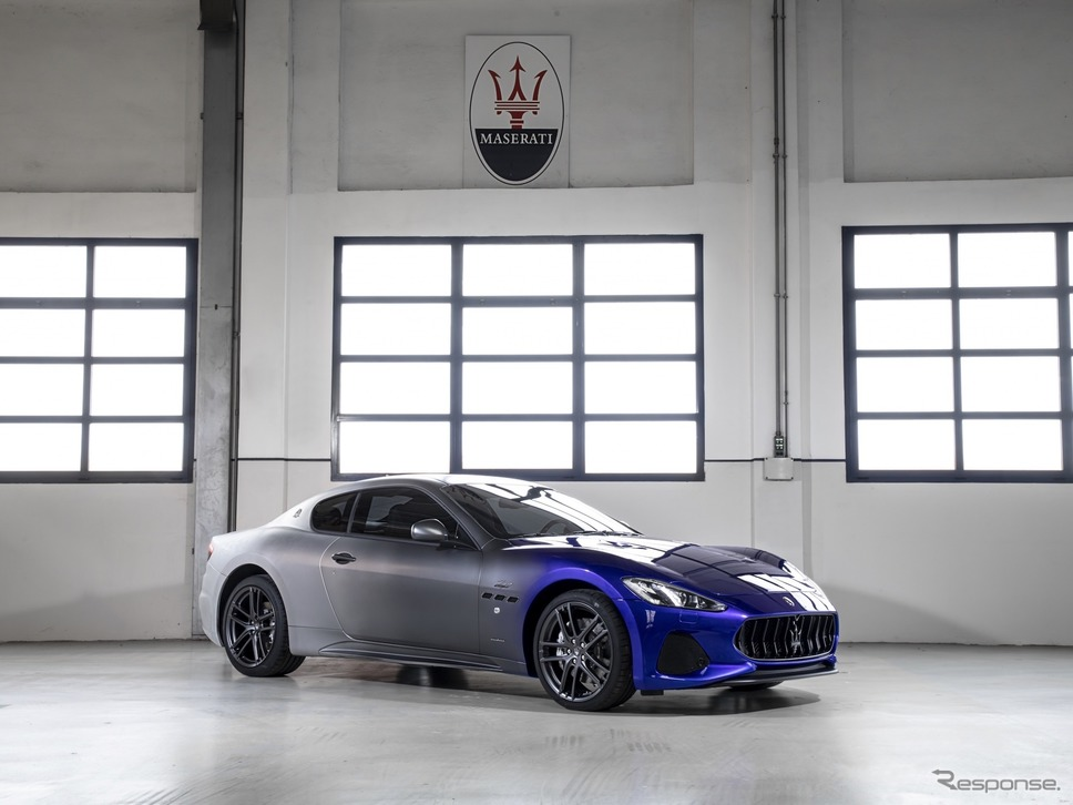 マセラティ・グラントゥーリズモ・ゼダ《photo by Maserati》
