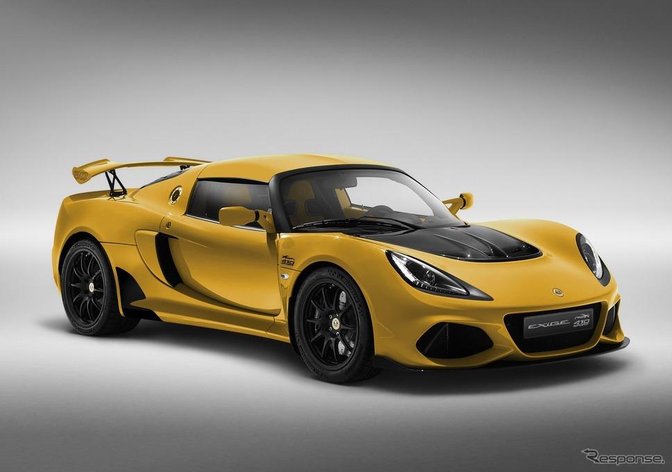 ロータス・エキシージ・スポーツ 410 の20thアニバーサリー《photo by Lotus Cars》