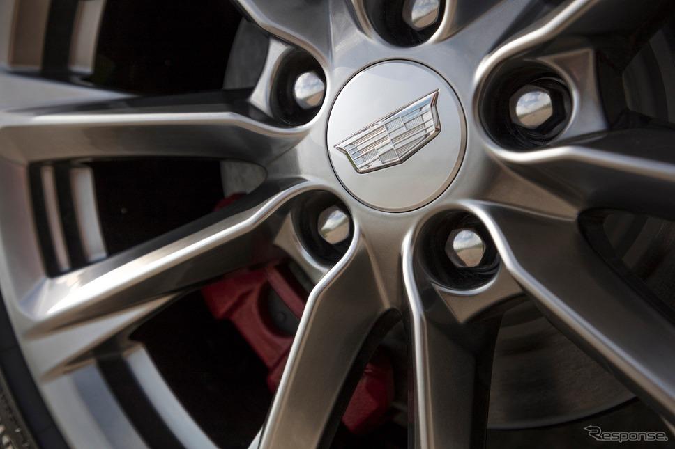 キャデラックCT4《photo by Cadillac》