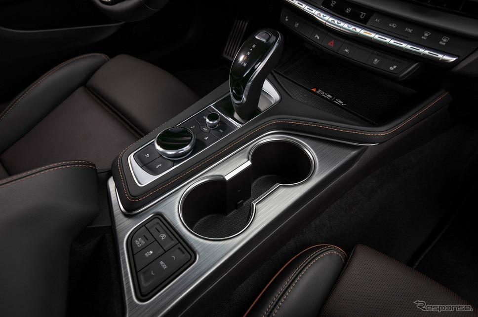 キャデラック CT4-V《photo by Cadillac》