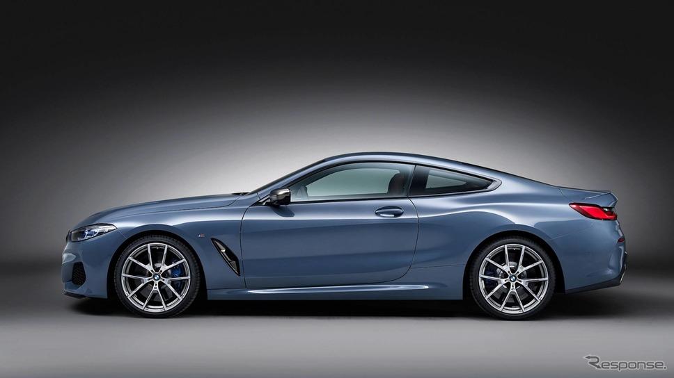 BMW 8シリーズ・クーペ《photo by BMW》