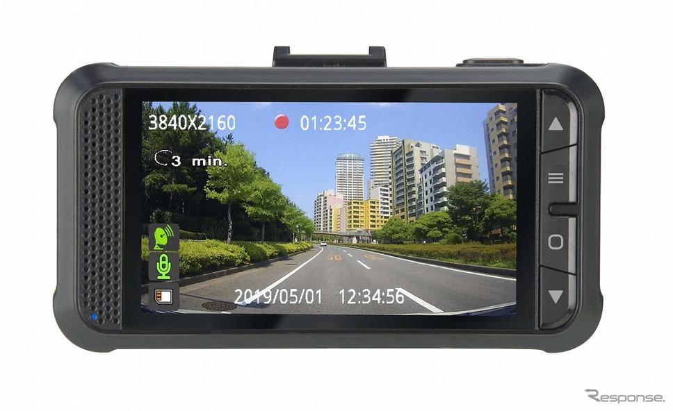 データシステム DVR3400《写真提供 データシステム》