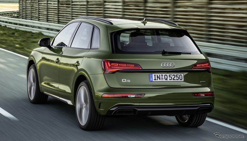 アウディQ5 改良新型《photo by Audi》