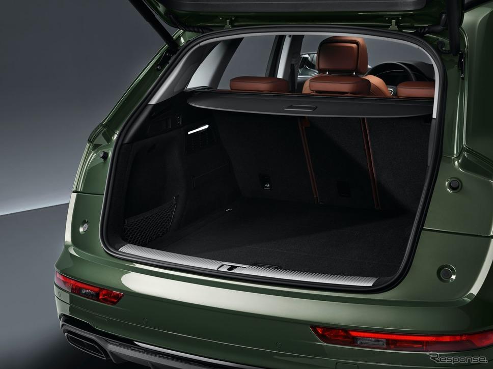 アウディ Q5 改良新型《photo by Audi》