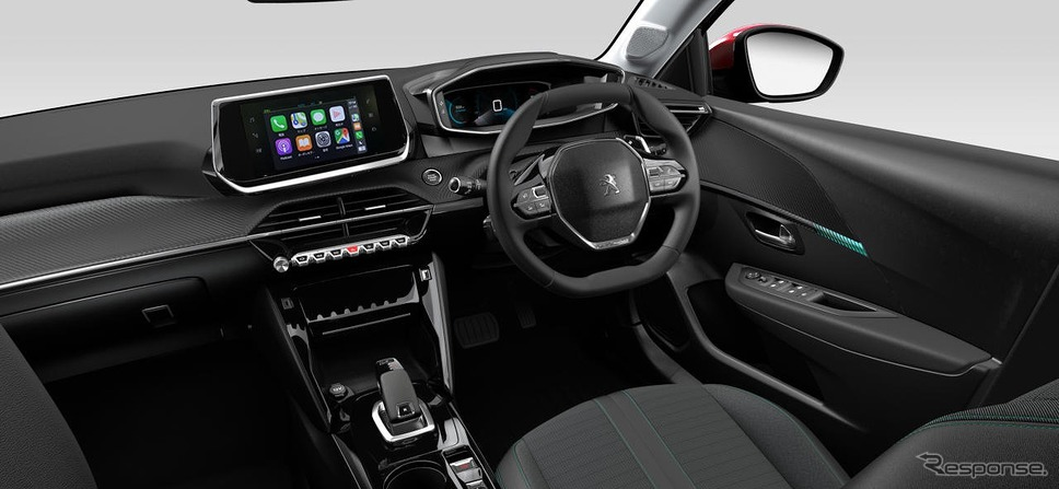 3D i-Cockpit《写真提供 プジョー・シトロン・ジャポン》