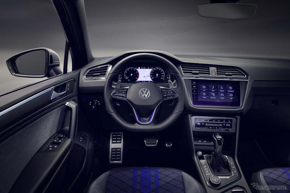 フォルクスワーゲン・ティグアンR《photo by VW》