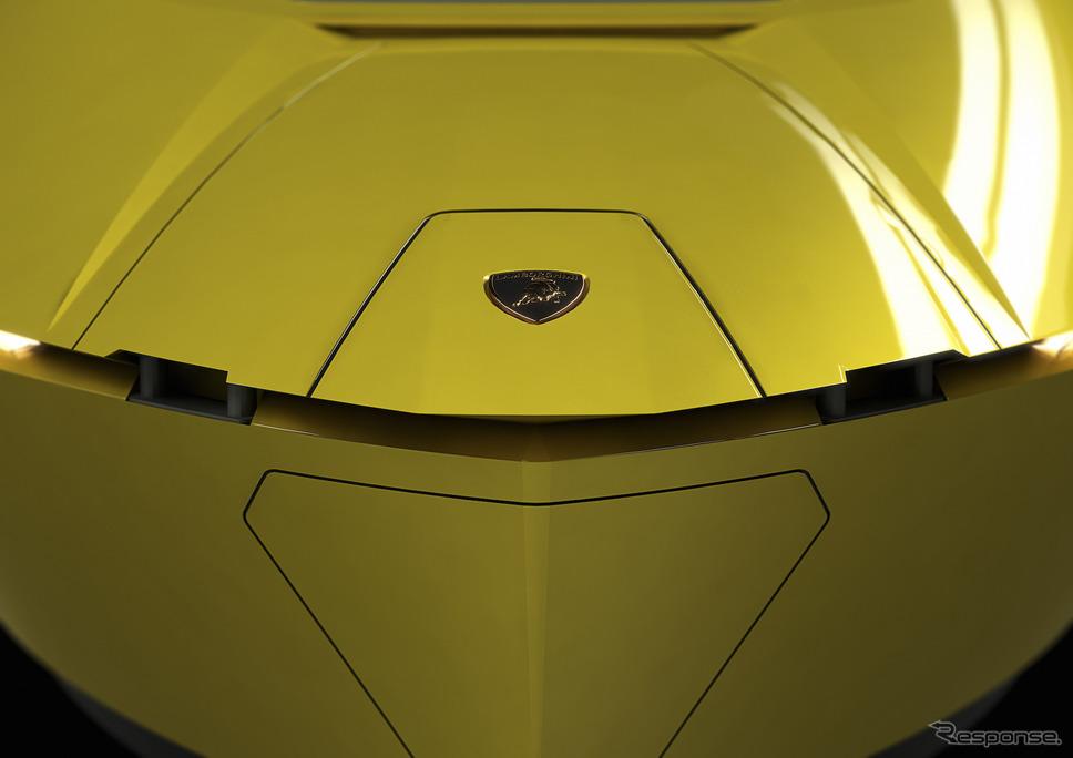 テクノマールforランボルギーニ63《photo by Lamborghini》