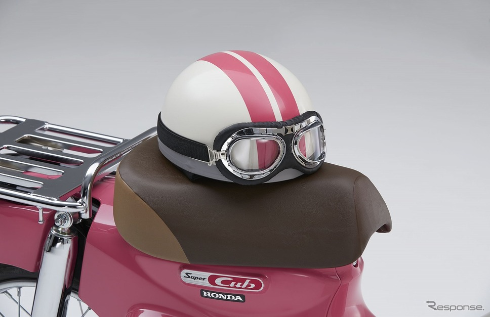 ヘルメット《写真提供 本田技研工業》