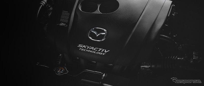 マツダ3 の2.5ターボ搭載車(メキシコ仕様)《photo by Mazda》