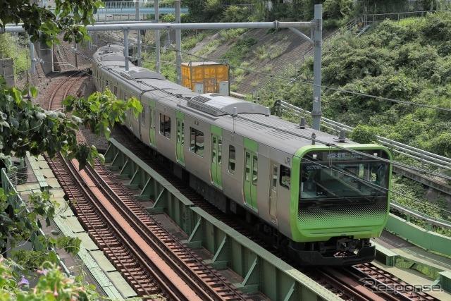 JR東日本、山手線《写真AC》