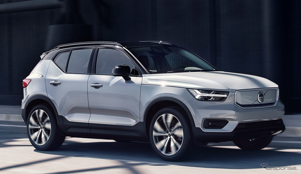 ボルボ XC40 リチャージ P8《photo by Volvo Cars》