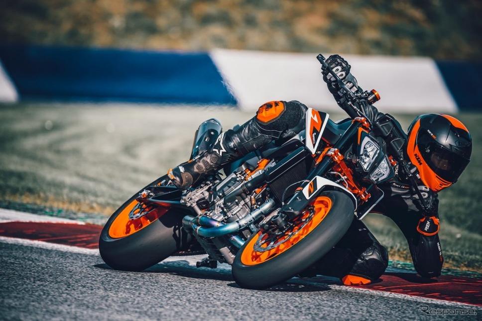 KTM最新モデル試乗会(イメージ)《写真提供 KTMジャパン》
