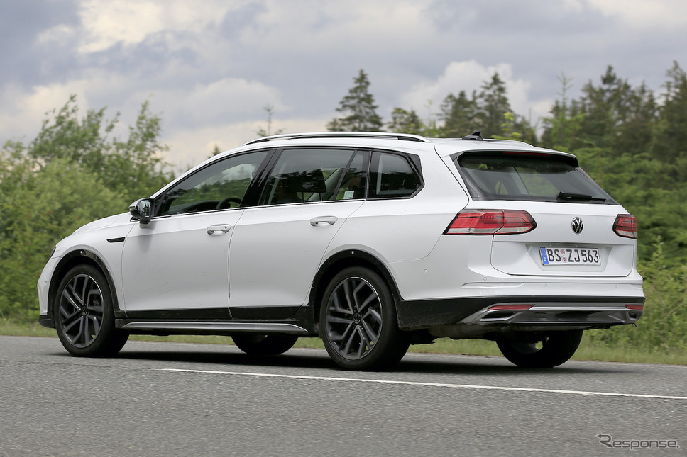 VW ゴルフオールトラック 新型プロトタイプ《APOLLO NEWS SERVICE》