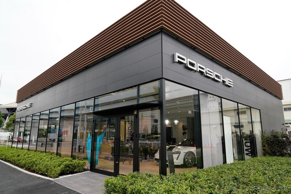 Porsche NOW Tokyo《写真提供 ポルシェジャパン》