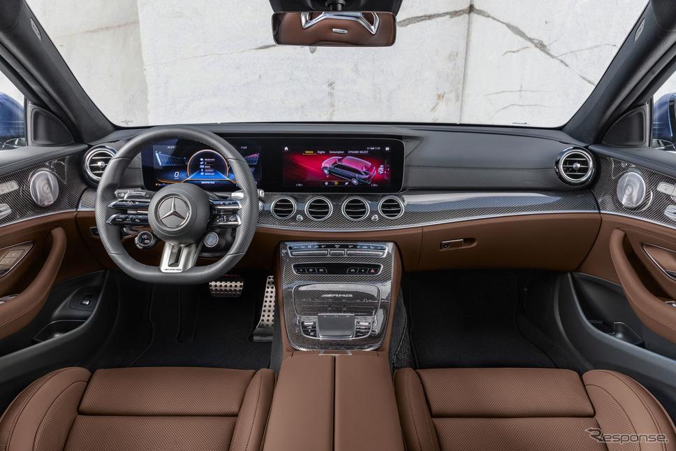メルセデス E63 S 4MATIC+ ステーションワゴン 改良新型《photo by Mercedes-Benz》
