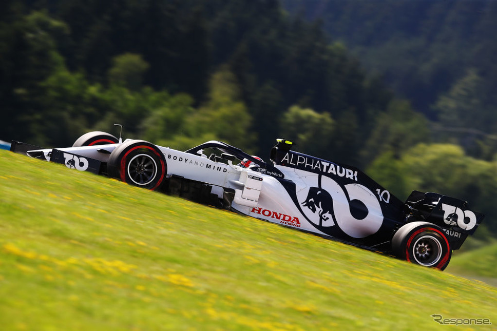 F1シュタイアーマルクGP《Photo by Mark Thompson/Getty Images Sport/ゲッティイメージズ》