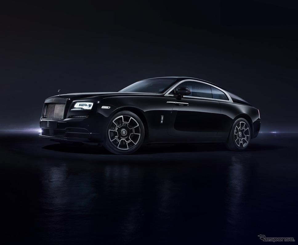 ロールスロイス・レイス・ブラックバッジ《photo by Rolls-Royce Motor Cars》
