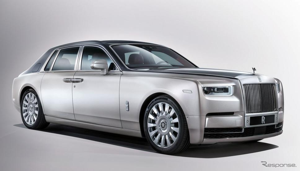 ロールスロイス・ファントム《photo by Rolls-Royce Motor Cars》