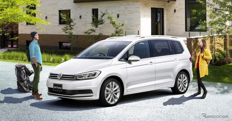 VW ゴルフ トゥーラン TSI コンフォートライン テック エディション