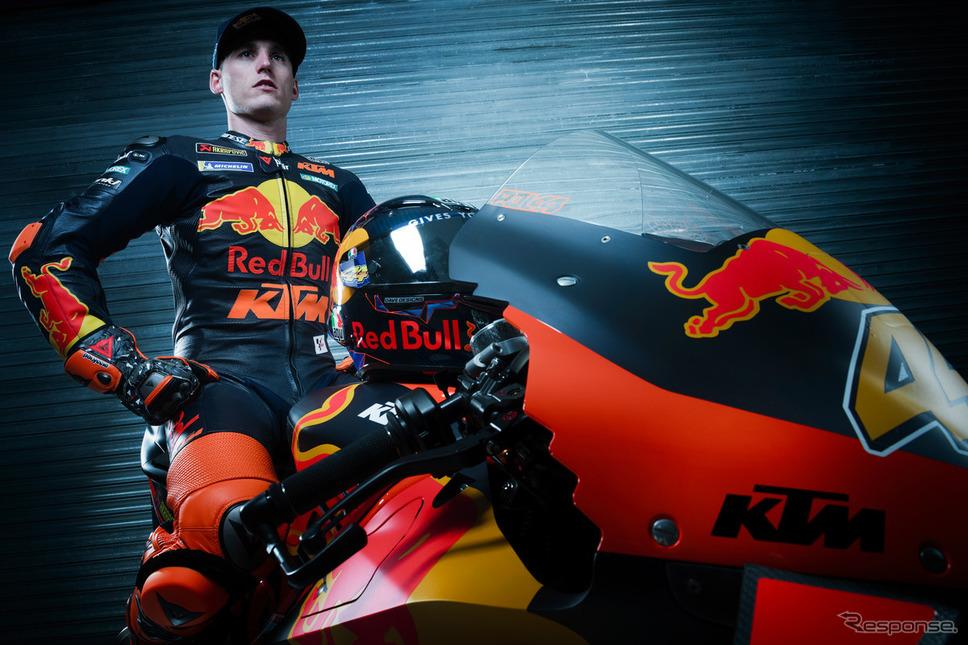 ポル・エスパルガロ(KTM。2020年)《photo by Markus Berger/KTM》