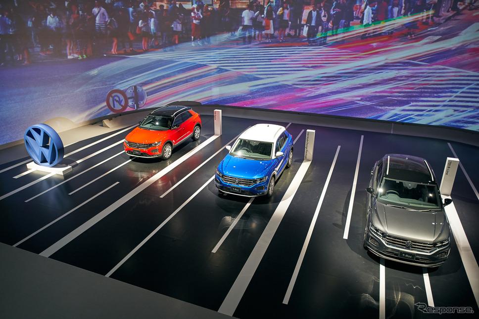 VW T-Roc オンライン発表会《写真提供 フォルクスワーゲングループジャパン》
