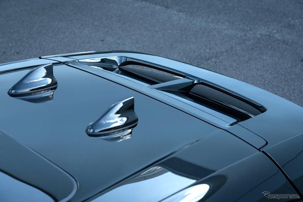 日産アリア《写真提供 日産自動車》