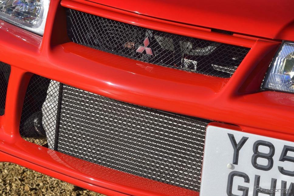 トミー・マキネンエディション(2000年、UK市場)《photo by Mitsubishi Motors》