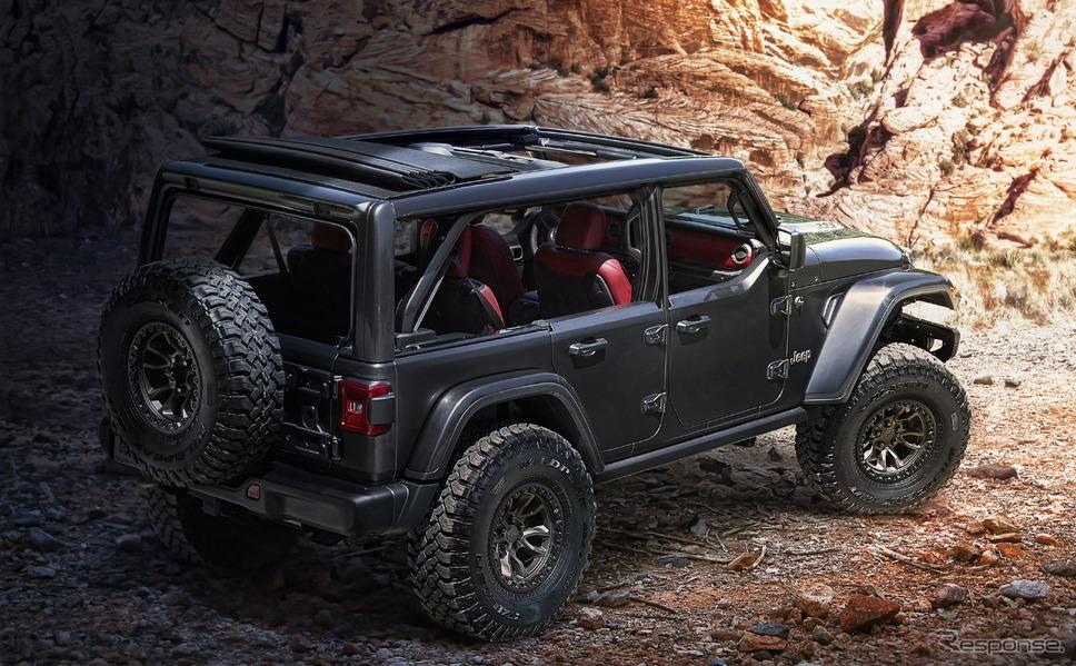 ジープ・ラングラー・ルビコン 392 コンセプト《photo by Jeep》