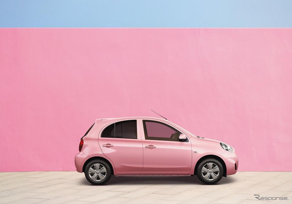 日産 マーチ《写真提供 日産自動車》