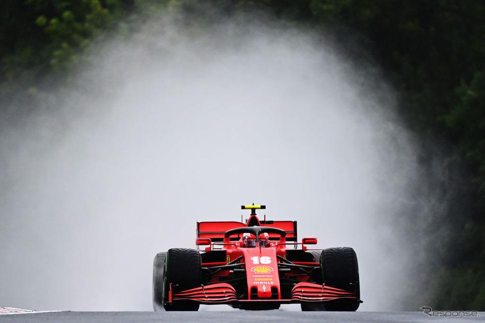 F1ハンガリーGP《Photo by Joe Klamar/Pool via Getty Images/Getty Images Sport/ゲッティイメージズ》